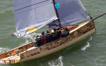 Collective Spirit - Up for Charter in Solent