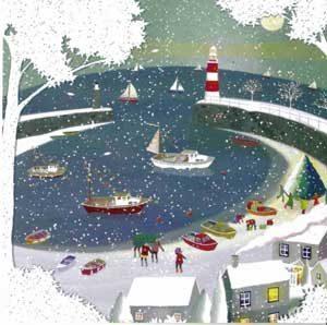 Solent Yacht Charter in December!