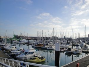 uk-yacht-charter-solent-portsmouth-harbour