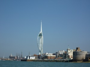UK Yacht Charter Port of the Week: Portsmouth Harbour