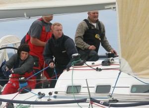 How to Sail: Man Overboard Procedure