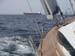 Experience required for chartering a yacht