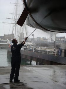 Winter Yacht Maintenance