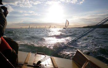 Round the Island Race 2015
