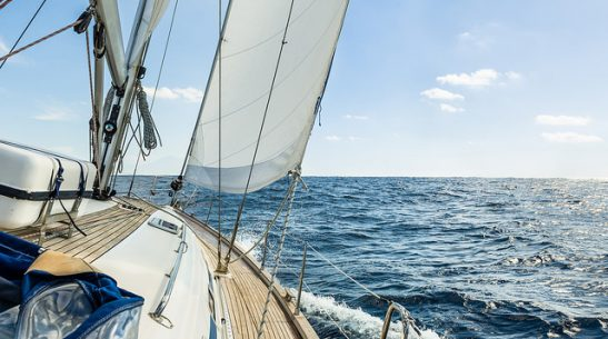 Hire a yacht in the UK