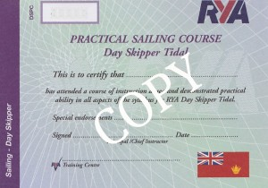 day-skipper-certificate