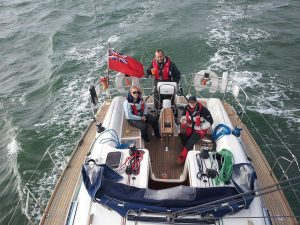 How about a voucher for RYA Courses for a gift?