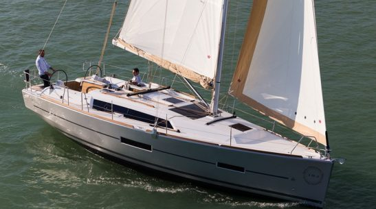The new Dufour 382