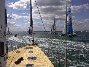 UK Yacht Charter - Beginners Guide to Yacht racing