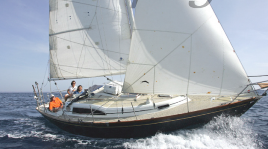 History of Dufour Yachts