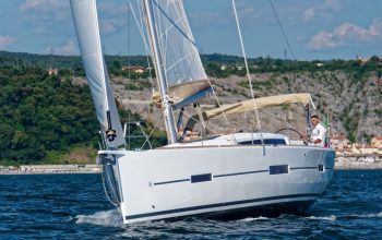 Universal Yachting to show Dufour 350 GL at the Poole Harbour Boat Show
