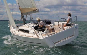 Charter our Beneteau Oceanis 343