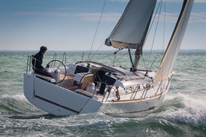Dufour 350 Review