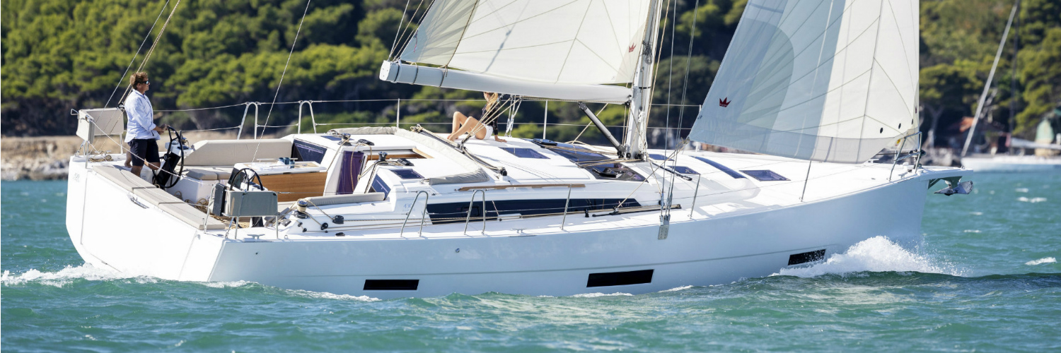 Dufour 430 – New Stock