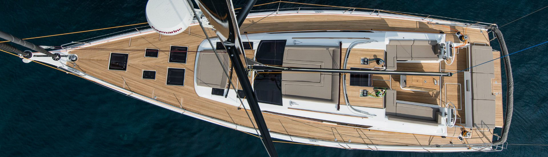 Dufour 56 – New Stock