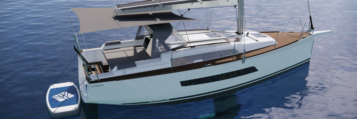Dufour 32  – For Sale <br> Available May 2022