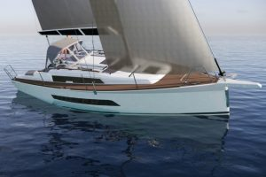 New - Dufour 32