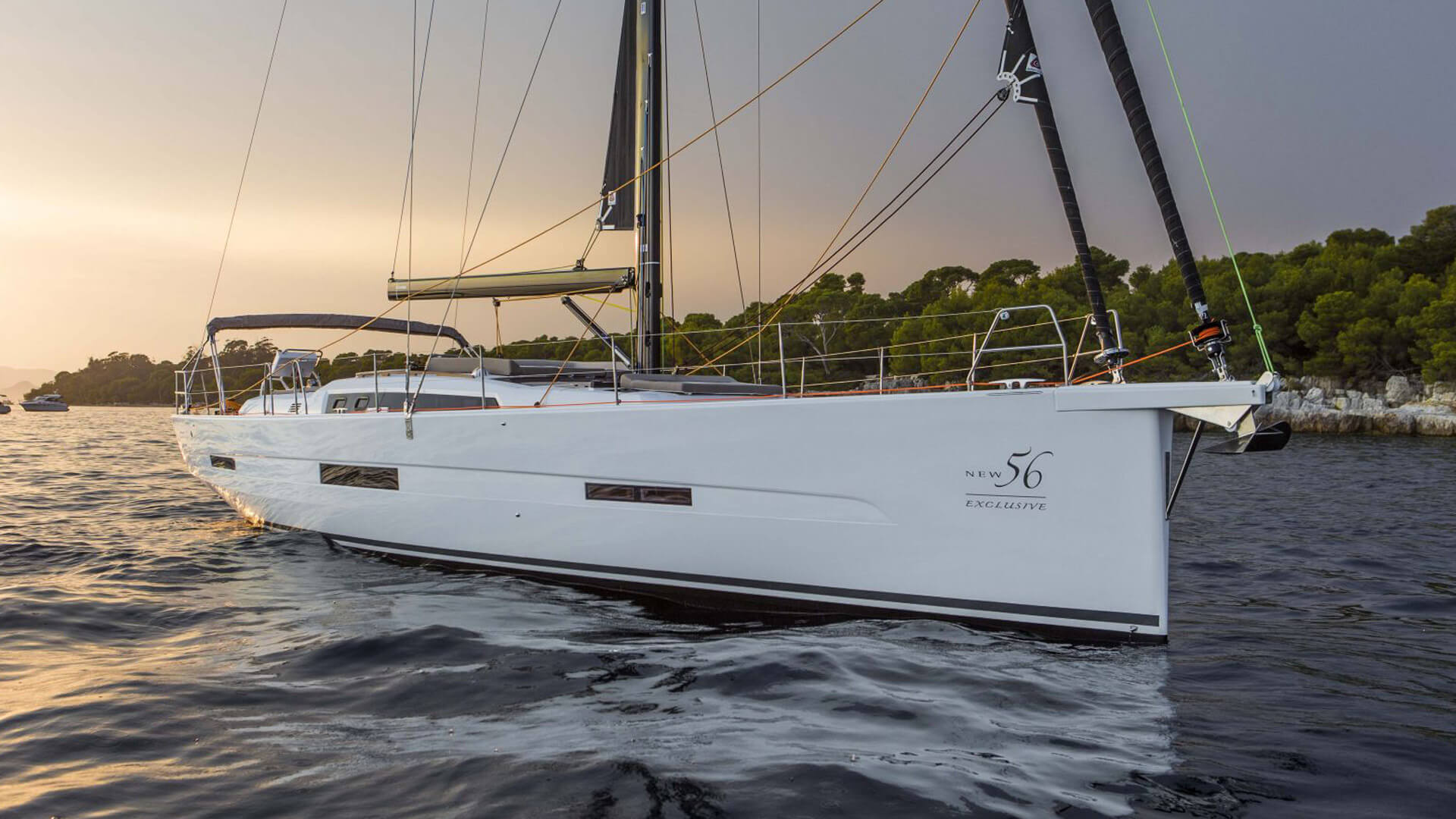 New Dufour 56 Exclusive For Sale