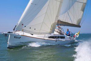 Bareboat Charter Solent