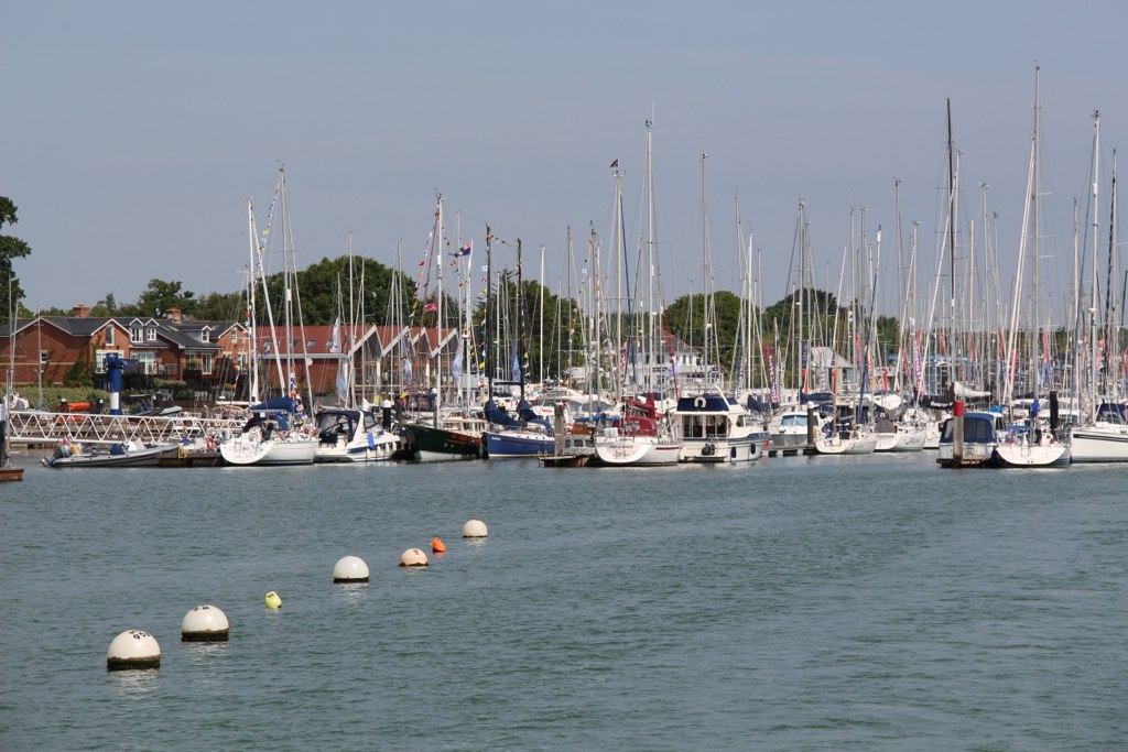 Hamble River