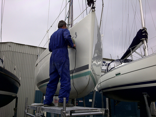 Yacht Maintenance & Repairs