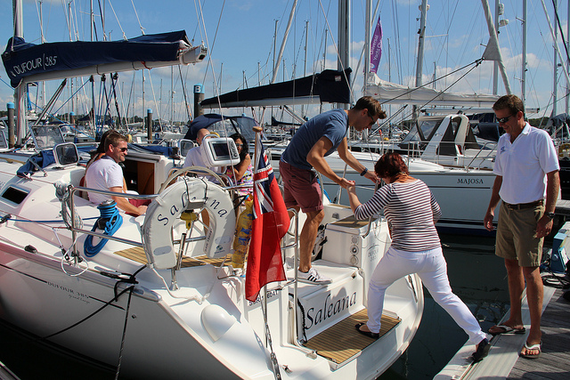 A Day's Sailing Experience in The Solent – For £189 pp