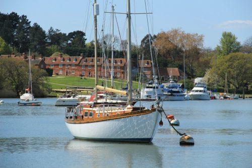 A Day Sailing Trip in The Solent - For £165 pp
