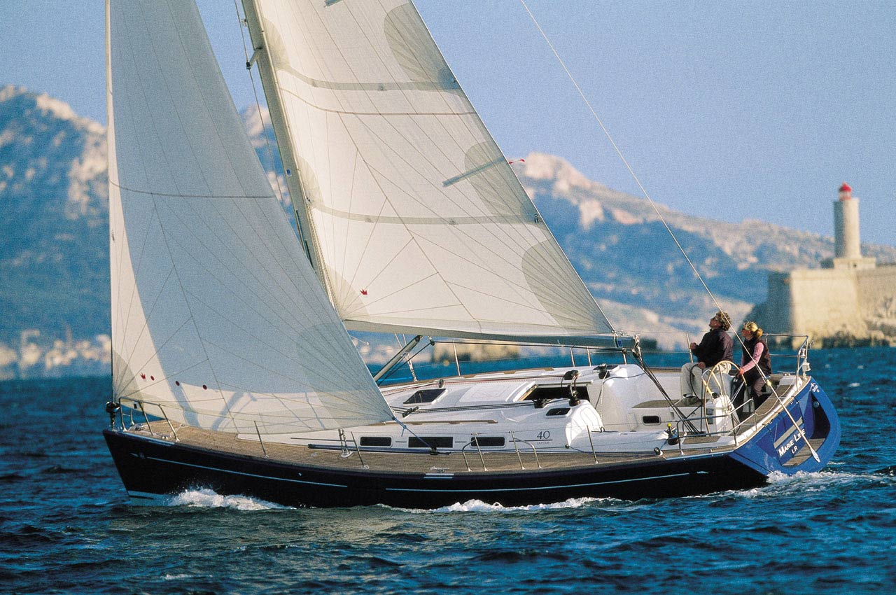 Dufour Yachts History