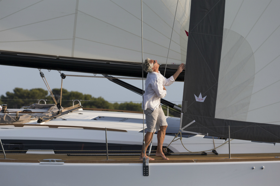 A History of Dufour Yachts