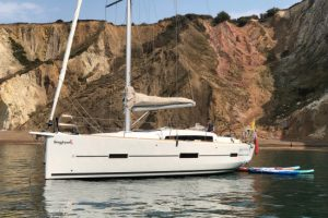 Charter - Dufour 412
