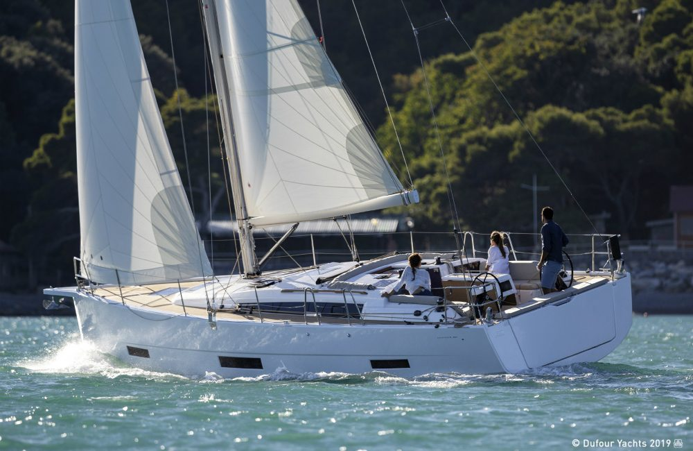 UK Agents for Dufour Yachts