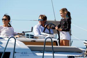 Skippering a Yacht