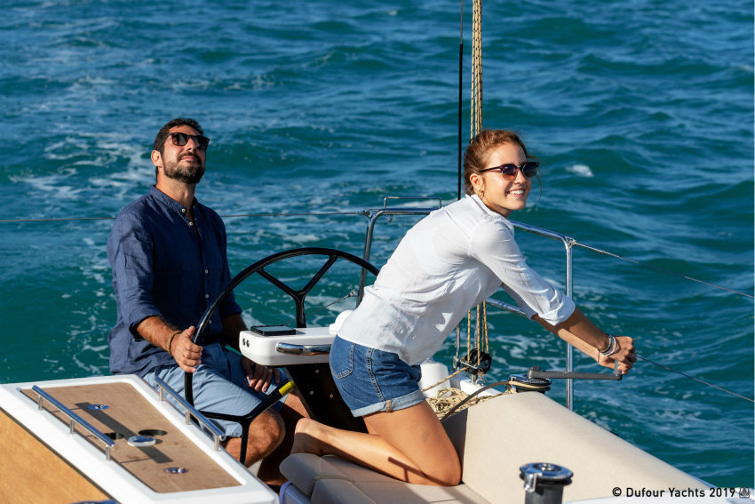 Family Sailing Courses