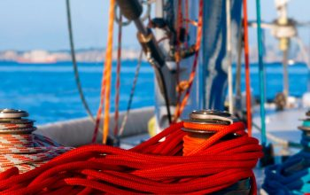 Sailboat Terms and Rope Terminology