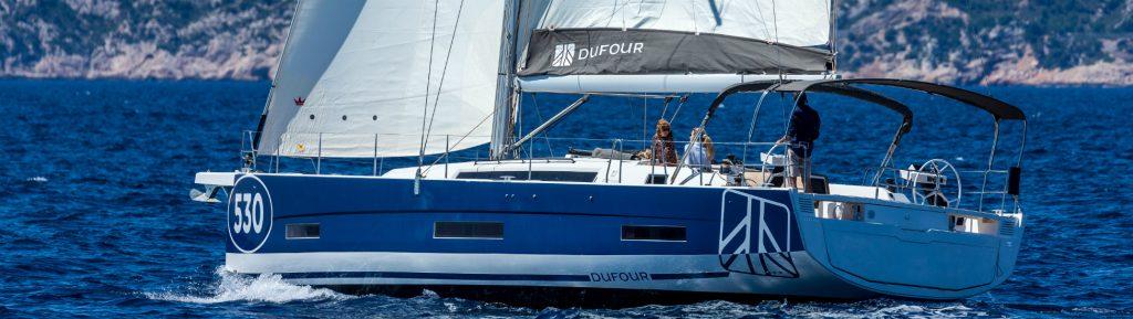 Dufour 530 Best Cruising Yacht