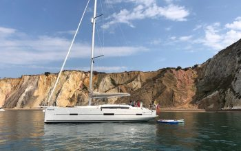 yacht charter in the solent