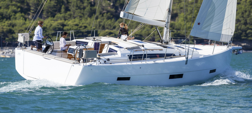 Chartering for the first time