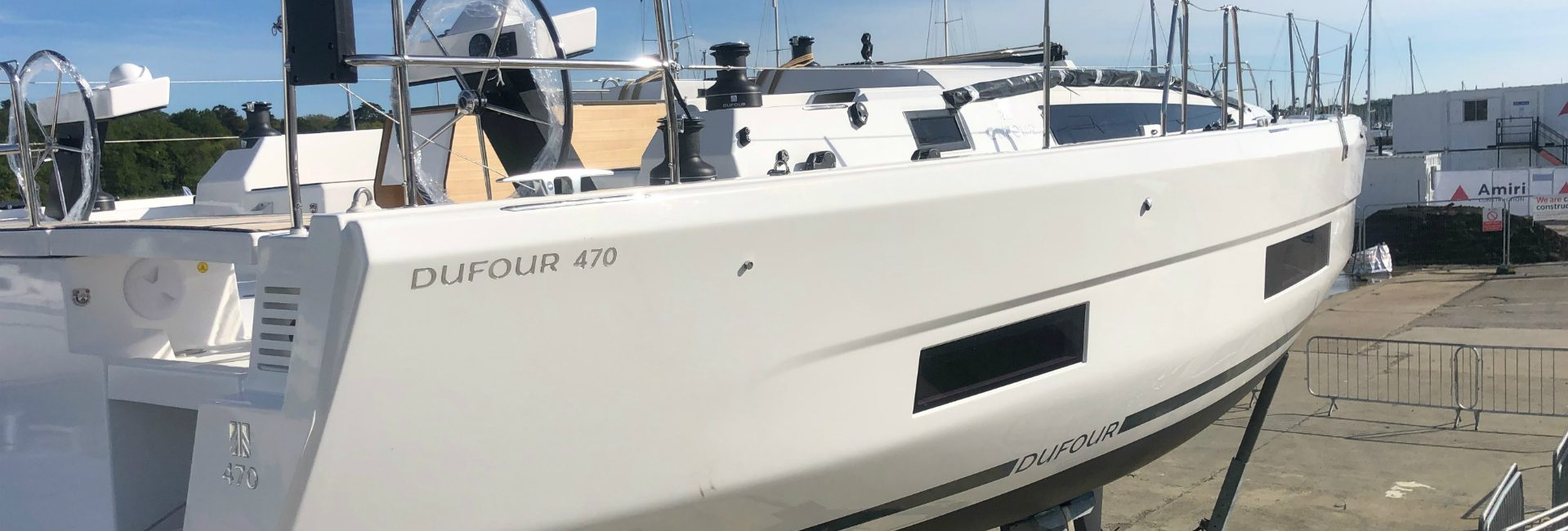Dufour 470 (#007) For Sale