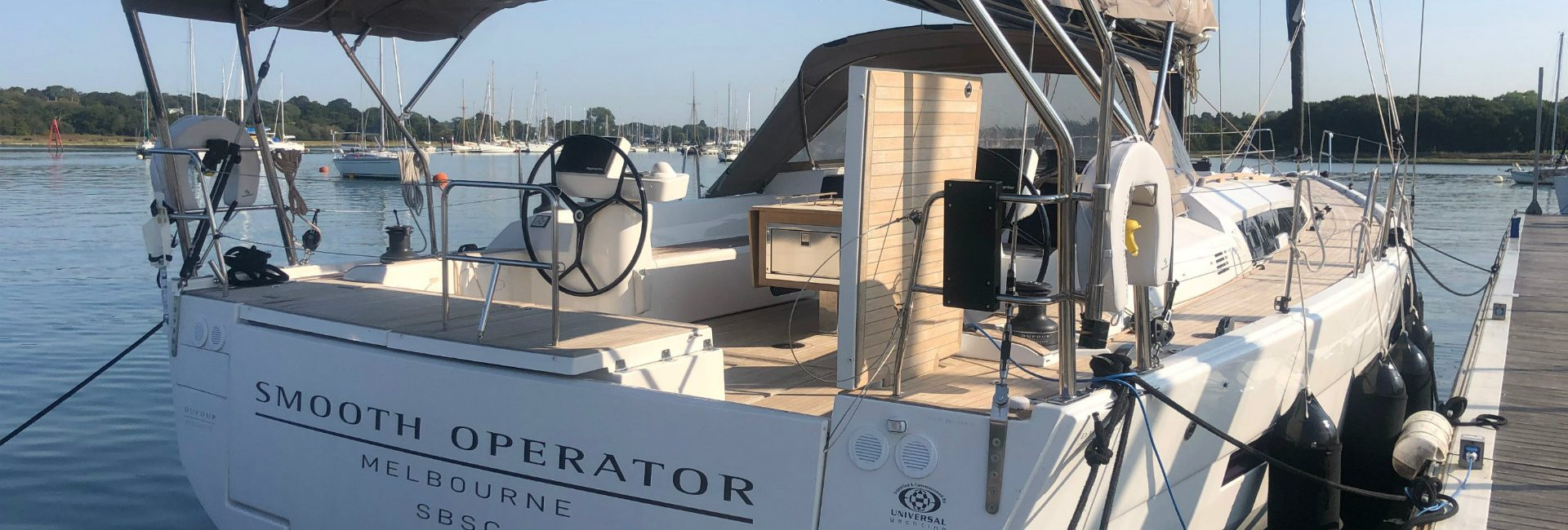 Dufour 56 – 2019 – For Sale