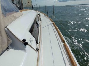 Our sailing staycation: yacht charter after lockdown